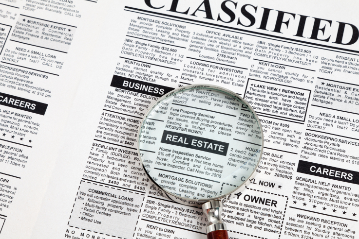 classified - Advertisement